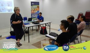 AUSTSWIM TSW COURSE - MAY 2018