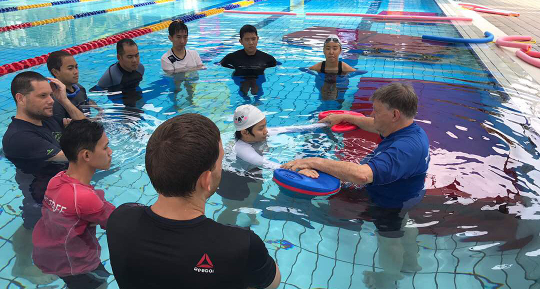 AUSTSWIM Teacher of Swimming and Water Safety